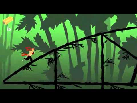 Run Ninja Run 2 -- Walkthrough