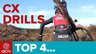 4 Essential Training Drills To Improve Your Cyclocross
