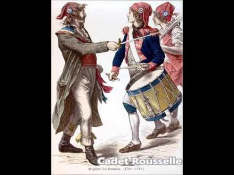 Cadet Rousselle - Chant de la Révolution Française