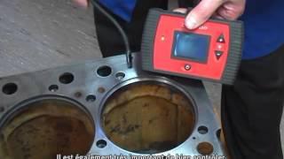 Montage des chemise de cylindre - Motorservice Group