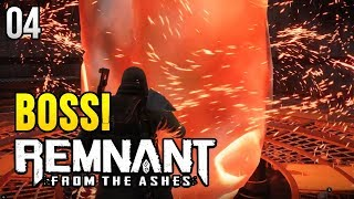 Zagrajmy w Remnant: From the Ashes [#04] - PIERWSZY BOSS