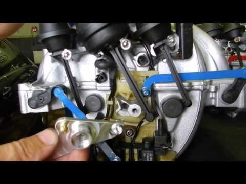 For Mercedes W164 W204 W251 R171 Intake Manifold Lever Aluminum New AGA