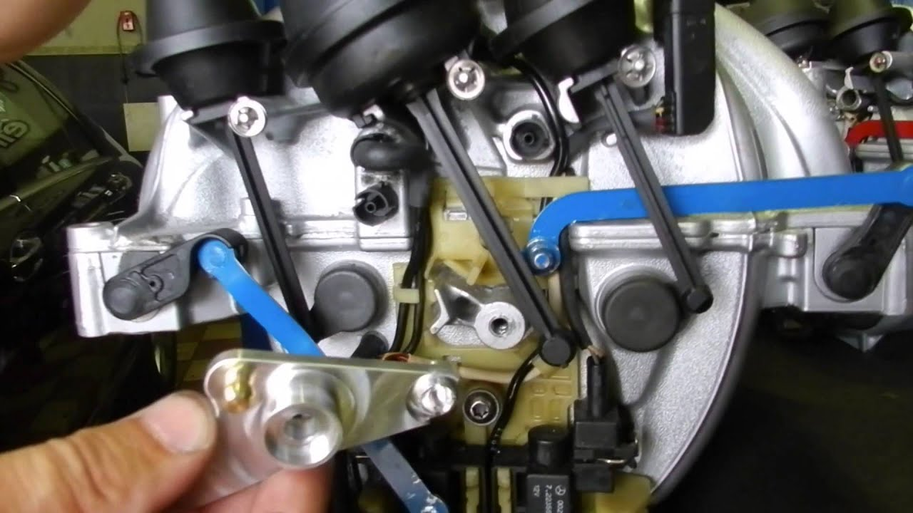 mercedes intake manifold actuator rod   improved youtube  mercedes intake manifold actuator rod   improved youtube