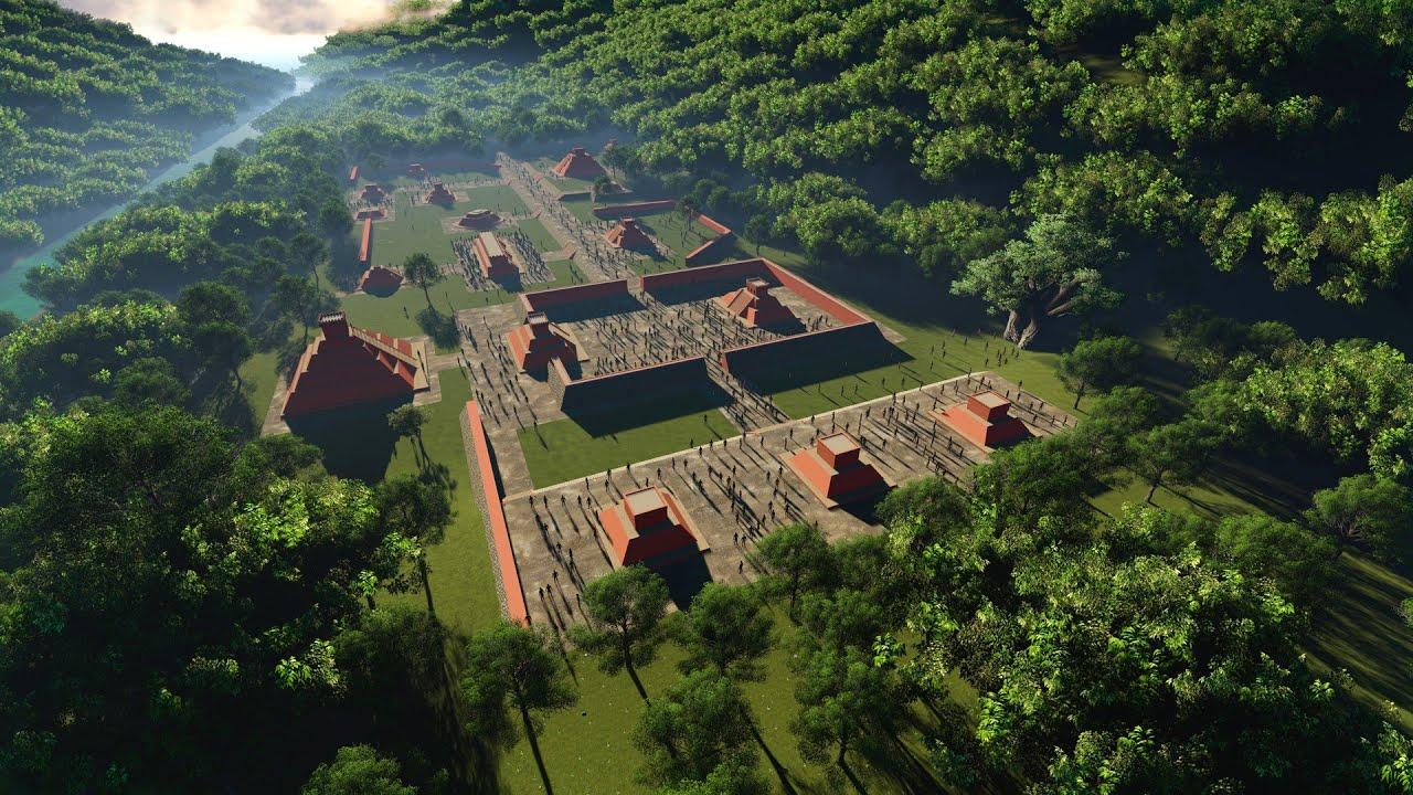 ✅ Ciudad Perdida en la Selva de los Chimalapas -Tercer Milenio