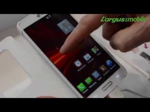 LG F70 et LG F90