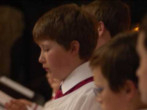 Choir of King's College Miserere Part 2(recording 1963)