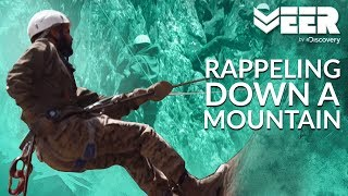 Rappelling Training for Mountain Warriors   High Altitude Warfare School E2P3   Veer by Discovery