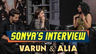 Kalank - Cutting Chai And Samosa With Chutney And Sonya Ft. Alia Bhatt & Varun Dhawan