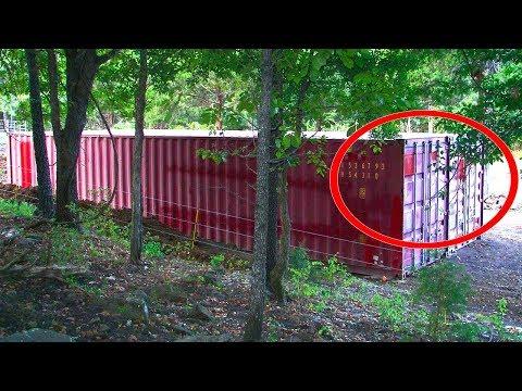 видео: Парень начал с простого контейнера... ТО, ЧТО ОН ПОСТРОИЛ УДИВИЛО ВСЕХ!