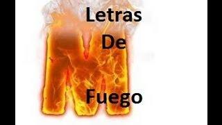 Como tener letras de fuego para el chat de facebook :P