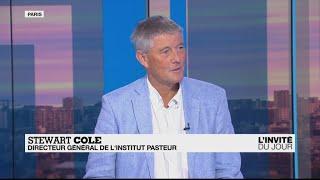 Stewart Cole, Institut Pasteur :