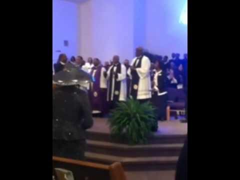 Pastor Rodney Posey