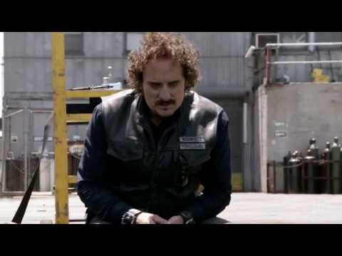 Tig and Venus  Sons of Anarchy