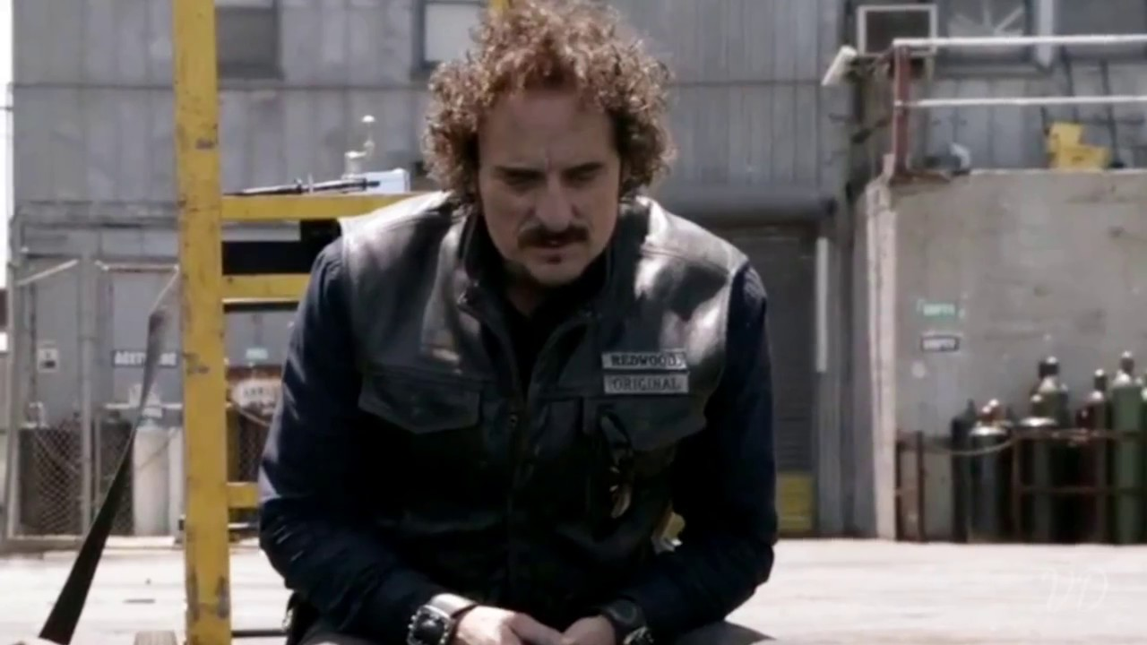 Sons of anarchy transe