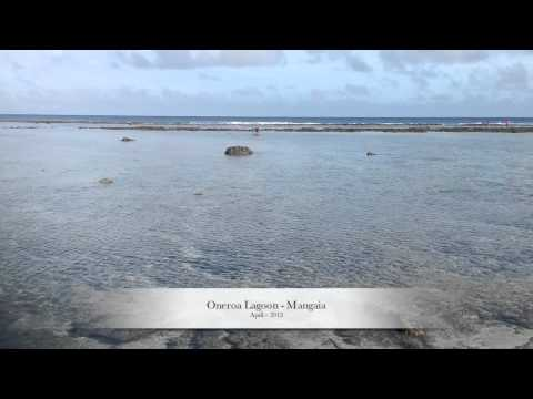 Cook Islands Holiday Guide - Oneroa Lagoon Mangaia