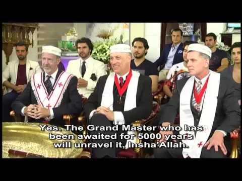 Mr. Adnan Oktar's Live Conversation with Grand Master of Knights Templar