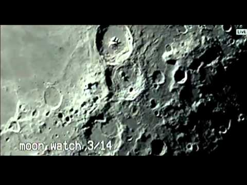 Lunar Livestream. The Moon, Our Only Natural Satellite