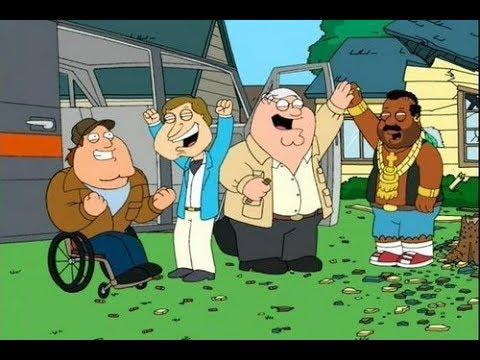 Macher Von Family Guy