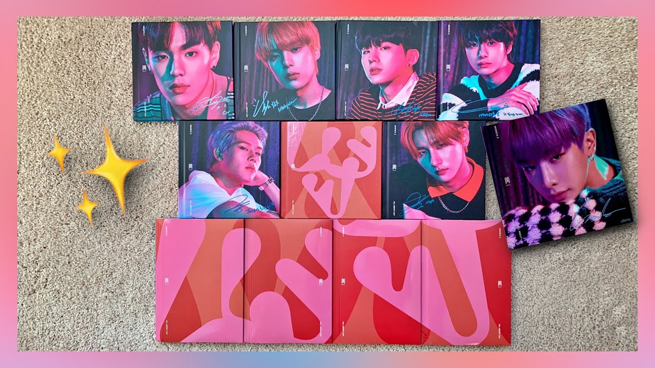 MONSTA X 2nd Album ARE YOU THERE 10 Shoot Out Kihyun Type-5 Photo Card K-POP