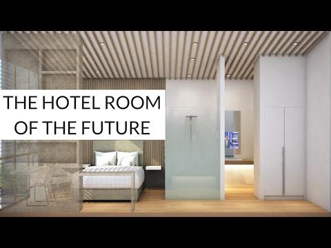 """ Origine"" The Hotel Room Of the Future"