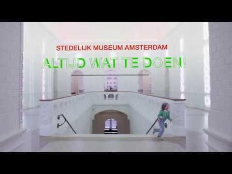 Stedelijk Museum Amsterdam - Altijd wat te doen!
