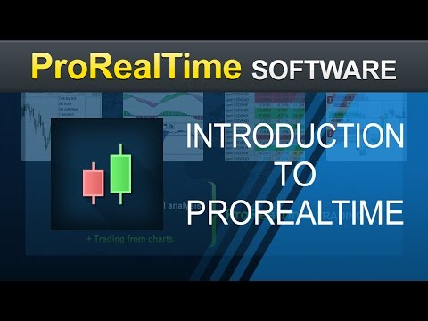 ProRealTime - trading software and charting software