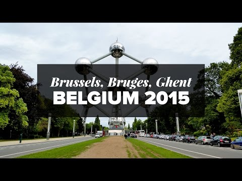 Brussels, Bruges, Ghent - Belgium 2015 - GoPro Hero 3+ BE - Feiyu Tech G4 Gimbal