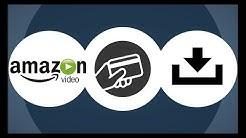 Bei AMAZON VIDEO Filme und Serien DOWNLOADEN - so geht's || BEZAHLEN.NET