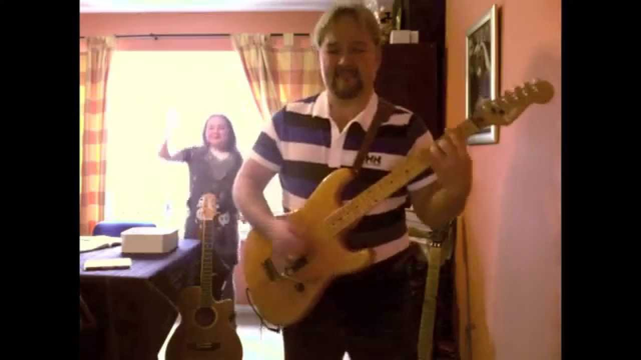 All Over The World Elo The Electric Light Orchestra Guitar