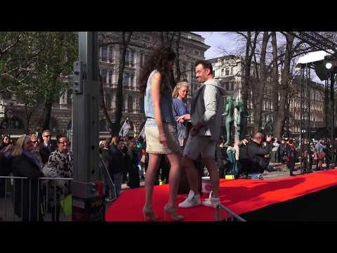 Puuma Stage fashion show Ultra HD 4K