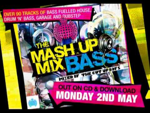 Ministry of Sound - The Mash Up Mix Bass 2011 Mega Mix