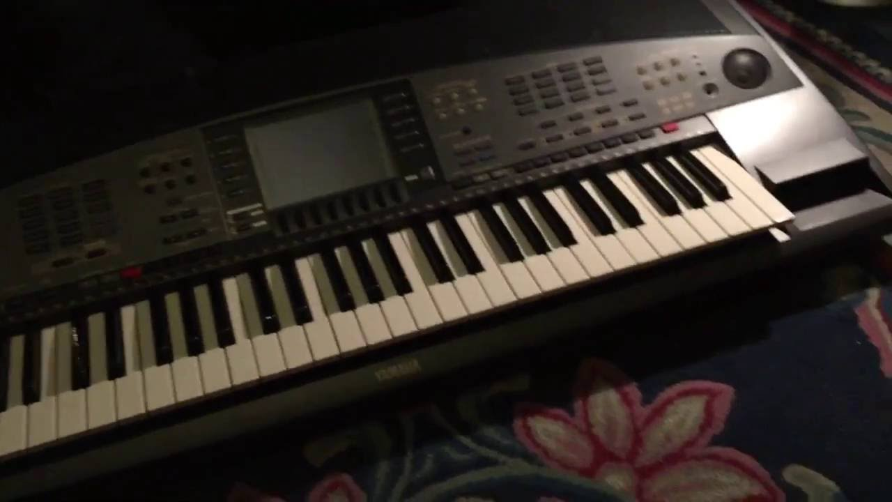 yamaha psr 8000 keyboard tutorial how to replace floppy. Black Bedroom Furniture Sets. Home Design Ideas