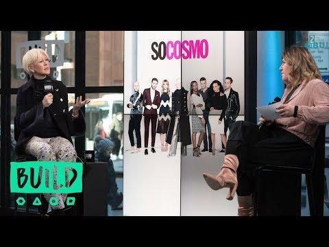 "Joanna Coles Discusses The E! Series, ""So Cosmo"""