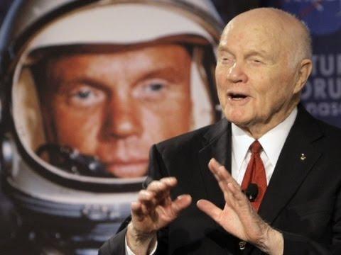 Former NASA Chief: Glenn a 'Remarkable American'
