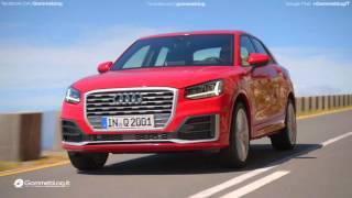 Audi Q2 2016 Test Drive