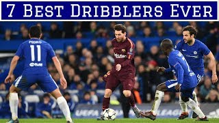 7 Greatest Dribblers of All Time