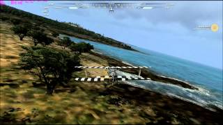 Microsoft Flight 2012 - 5 Aerocaches revealed PC Gameplay HD 1080p