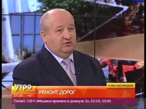 Как ремонтируют дороги в Хабаровске. Утро с Губернией. Gubernia TV