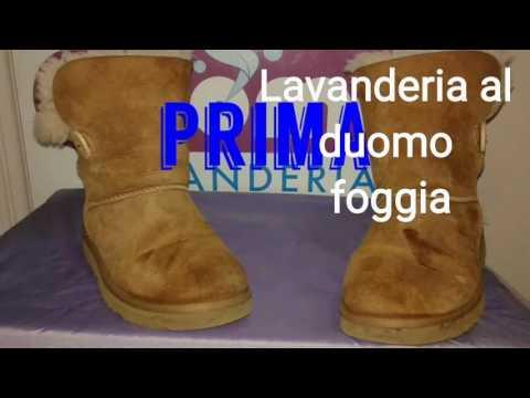 molto carino 8d3b3 53d89 Impermeabilizzante scarpe e stivali ugg - YouTube