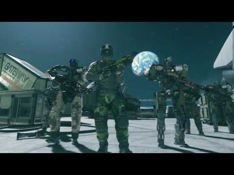 Gaming (Console Graphics & Animation Sequences Per Second) & Call of Duty®: Infinite Warfare