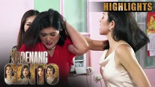 Download Romina, sinabunutan si Daniela sa kanyang ginawa kay Cassie   Kadenang Ginto (With Eng Subs) Mp3 and Videos