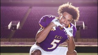 G2S Presents: Good Talk S1: Episode 1 with ECU Receiver CJ Johnson