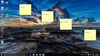 Personalizando a Área de Desktop