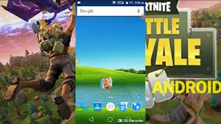 Fortnite download for ANDROID( link in description)🔻⏬