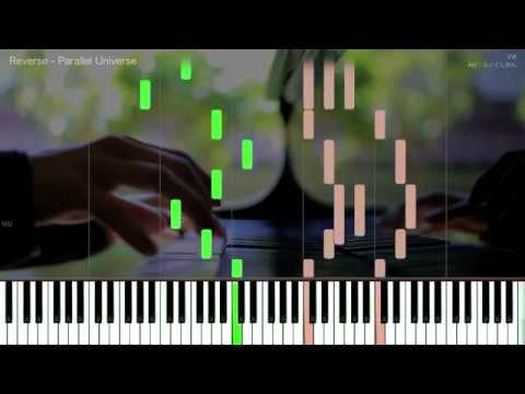 【Deemo】 Reverse - Parallel Universe - MIDI【phyxinon】