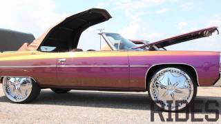 Stuntday Car Show - Montgomery, Alabama - RIDES Magazine - [HD]