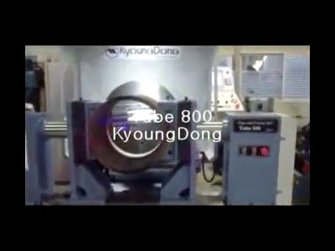 end facing machine