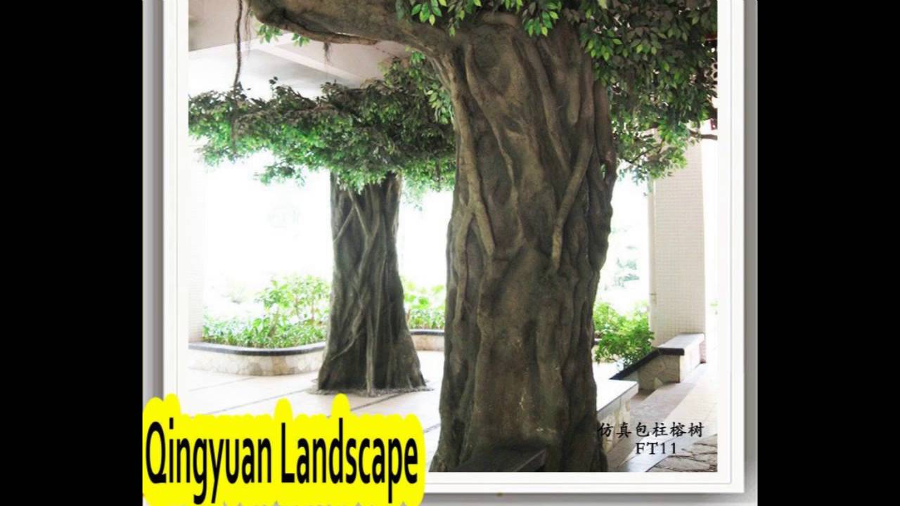 Artificial banyan tree,fake banyan tree,decorative banyan tree,from  Guangzhou qingyuan landscape