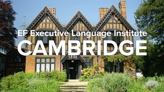 EF Executive Language Institute, Cambridge –Campus Tour