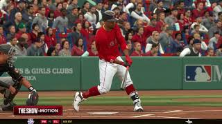 MLB The Show 18 (Boston Red Sox Season Mode) Game #45 - BAL @ BOS